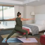 4 Tips for Practicing Yoga in a Hotel Room